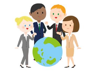 グローバル人材派遣 Global (human resources)