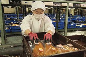 【単純作業・未経験者も歓迎‼】パン検品スタッフ(うるま市)