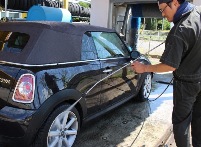 浦添市☆未経験歓迎‼ 洗車スタッフ