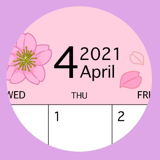 4月は年1のチャンス。